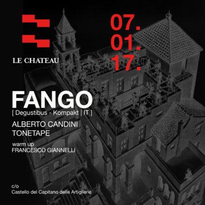 MEET a Le Chateau presents Fango