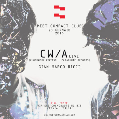 MEET Compact Club w/ CW/A live