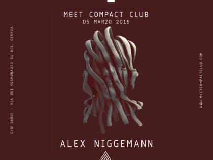 MEET Compact Club w/ Alex Niggemann