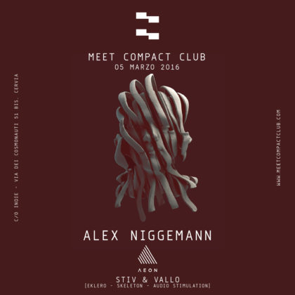 MEET Compact Club w/ Alex Niggemann