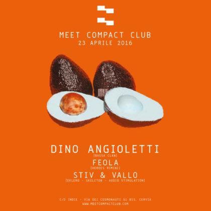 MEET Compact Club w/ Dino Angioletti
